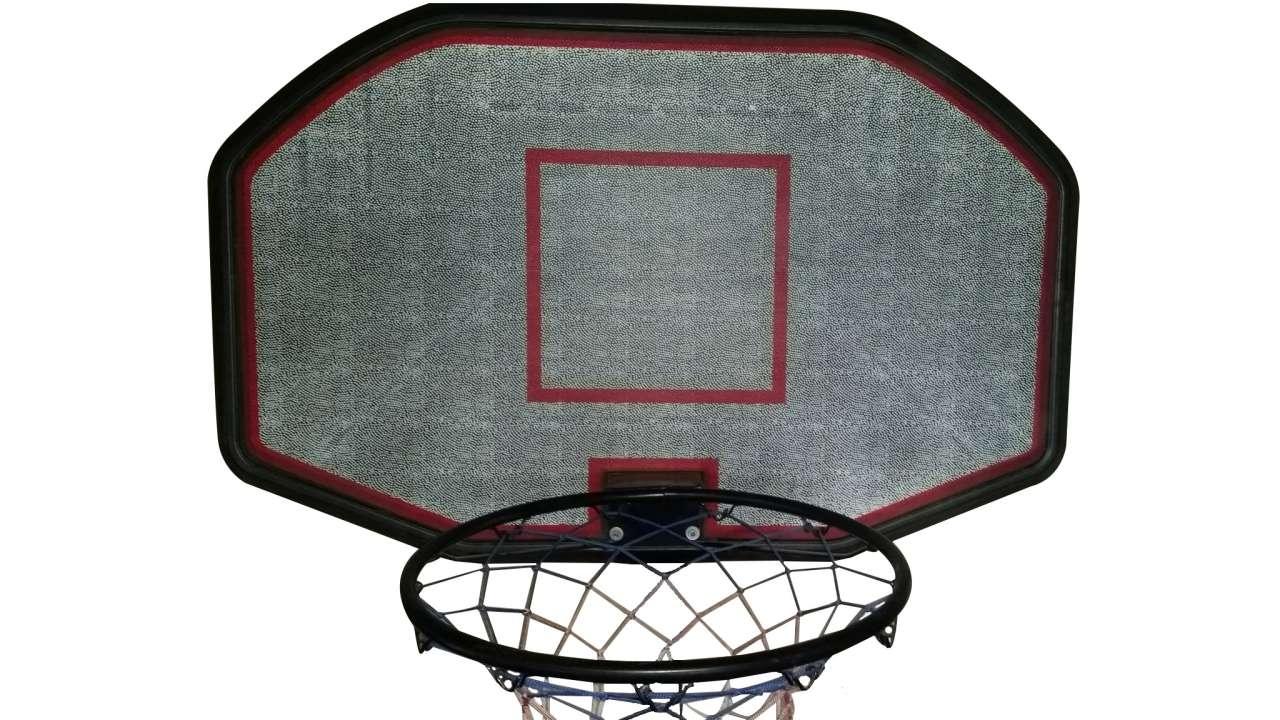 Tabla za košarku sa obručem i mrežicom