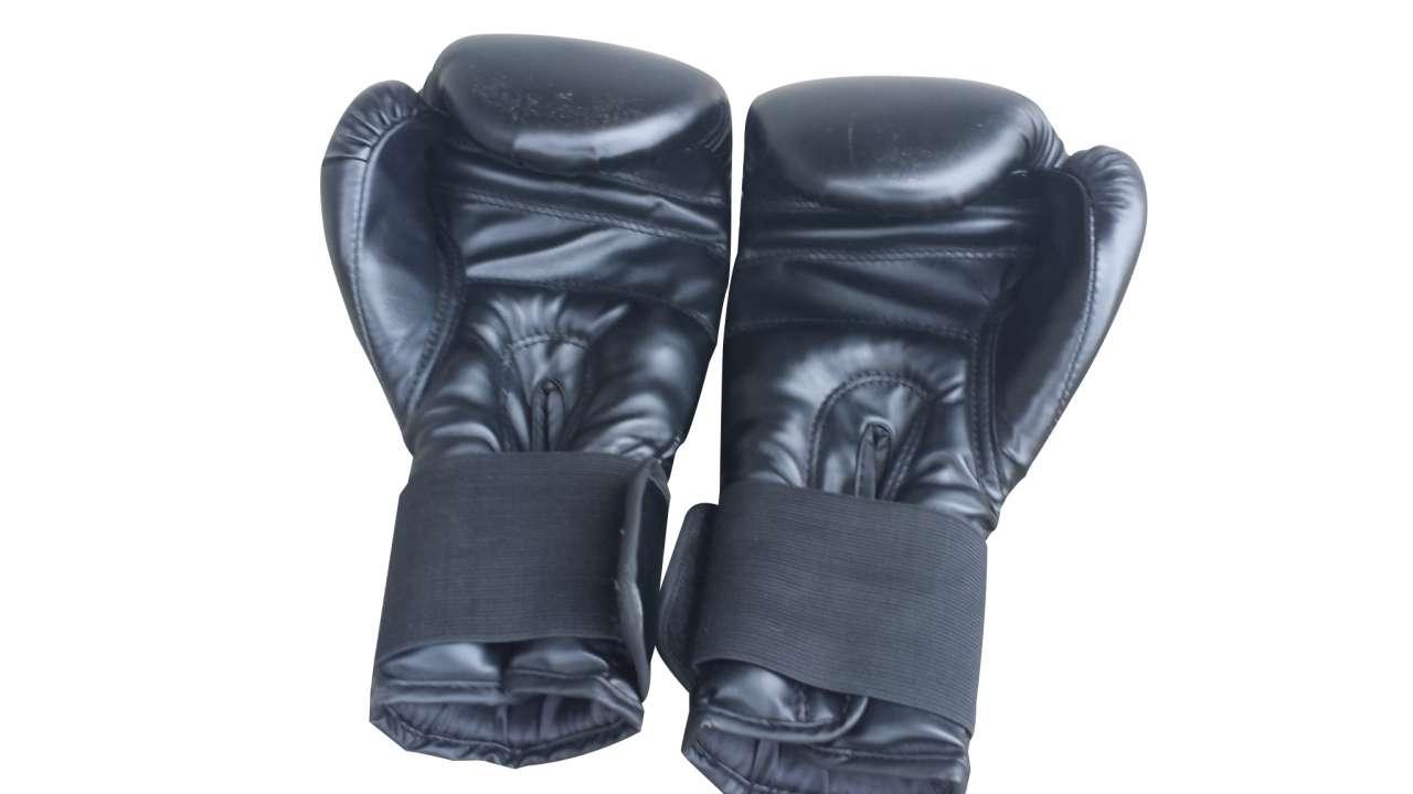 Rukavice za boks crne