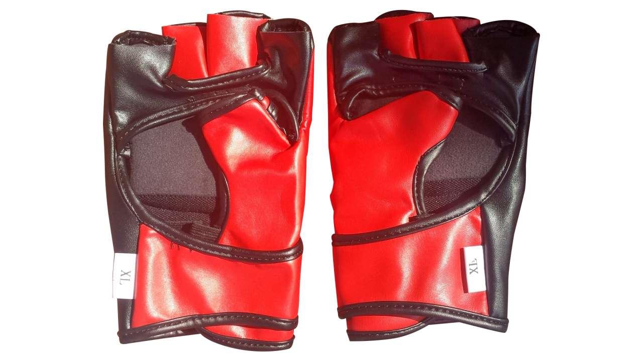 Rukavice MMA crvene