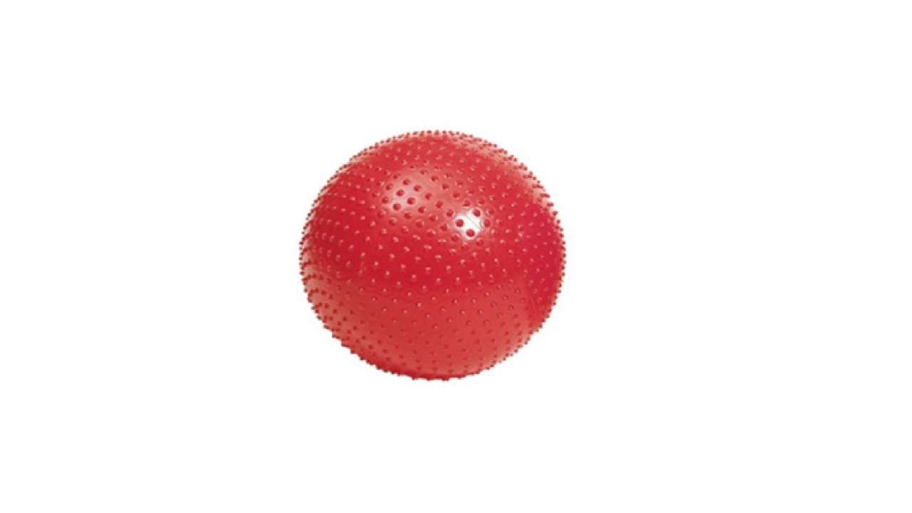 Masažna pilates lopta gimnastička 75cm