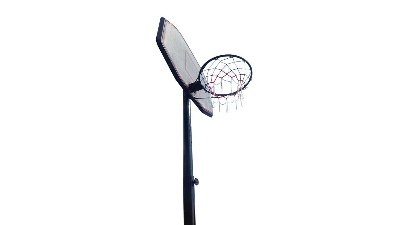 Samostojeći koš za košarku sa stalkom