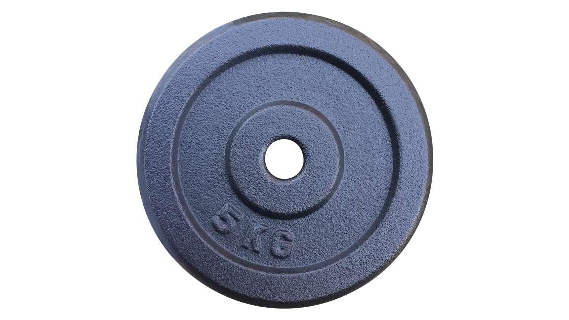Teg 5kg metalni crni 26.50mm