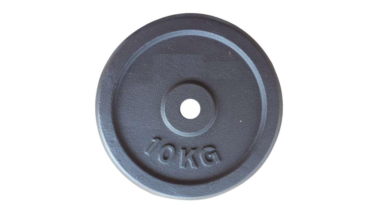 Teg 10kg metalni crni 26.50mm