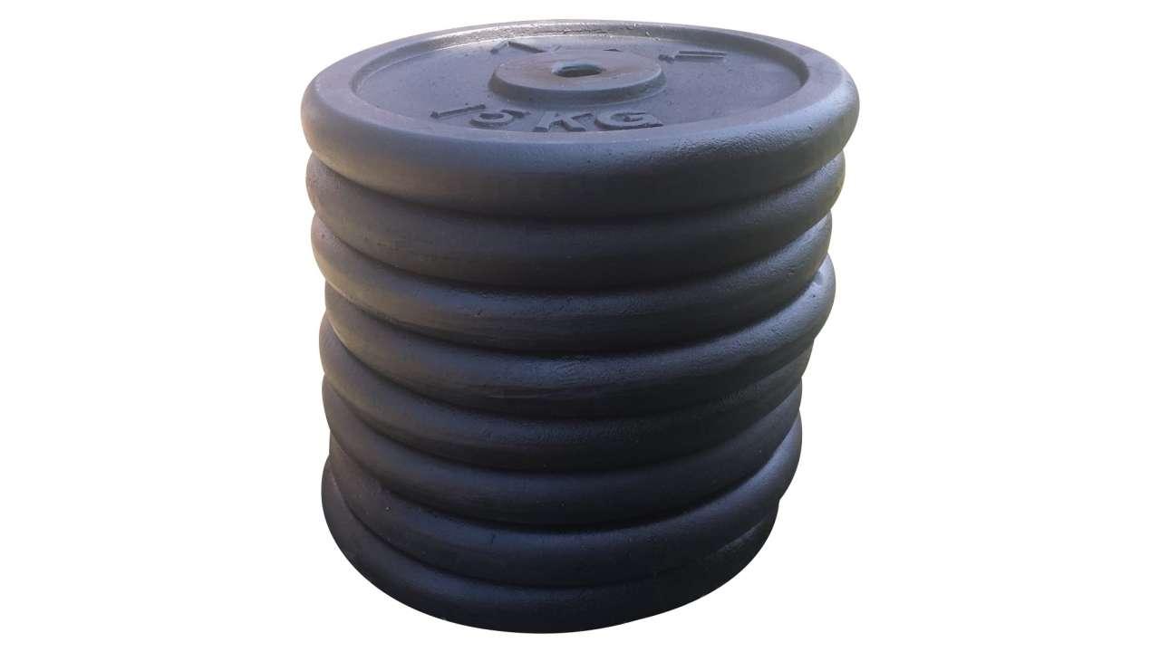 Set tegova 8x15kg (120kg)