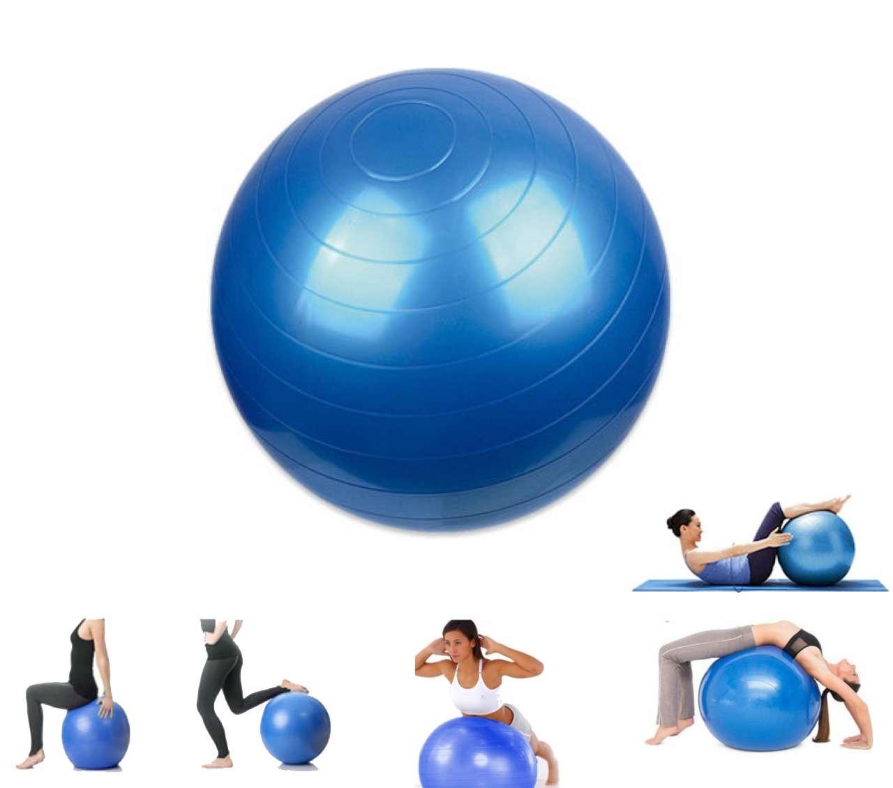 Pilates lopta gimnastička 75cm