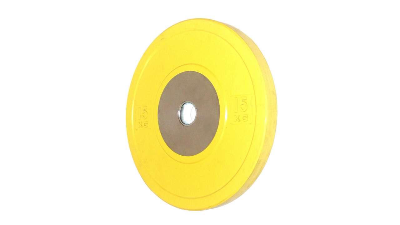 Bumper 15kg olimpijska ploča