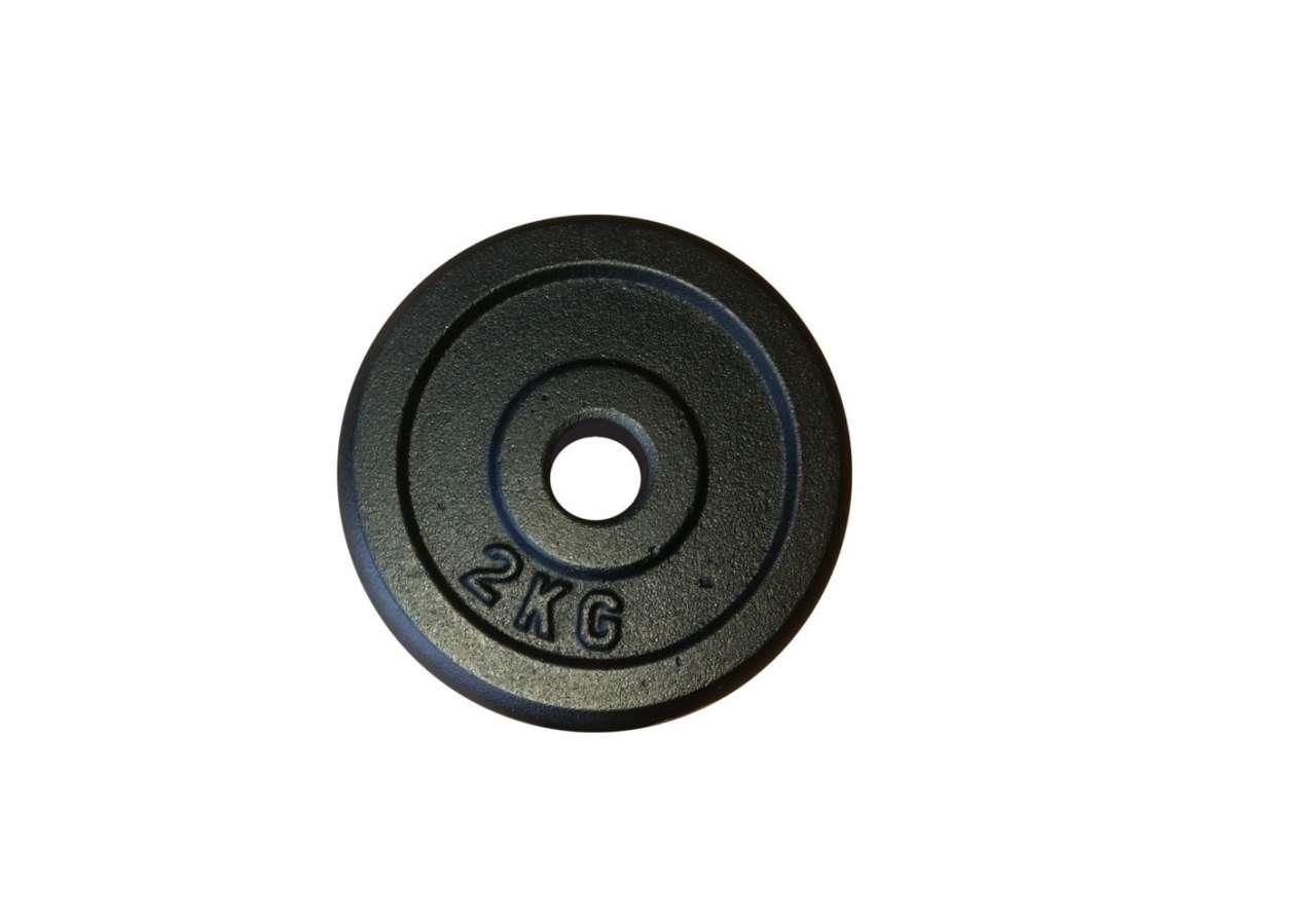 Teg 2kg metalni crni 26.50mm