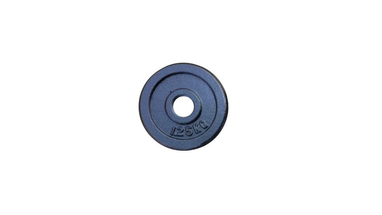 Teg 1,25kg metalni crni 26.50mm