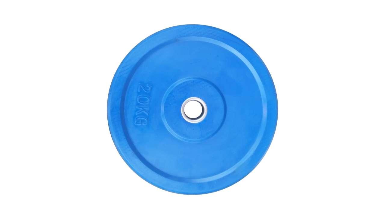 Bumper 20kg olimpijska ploča