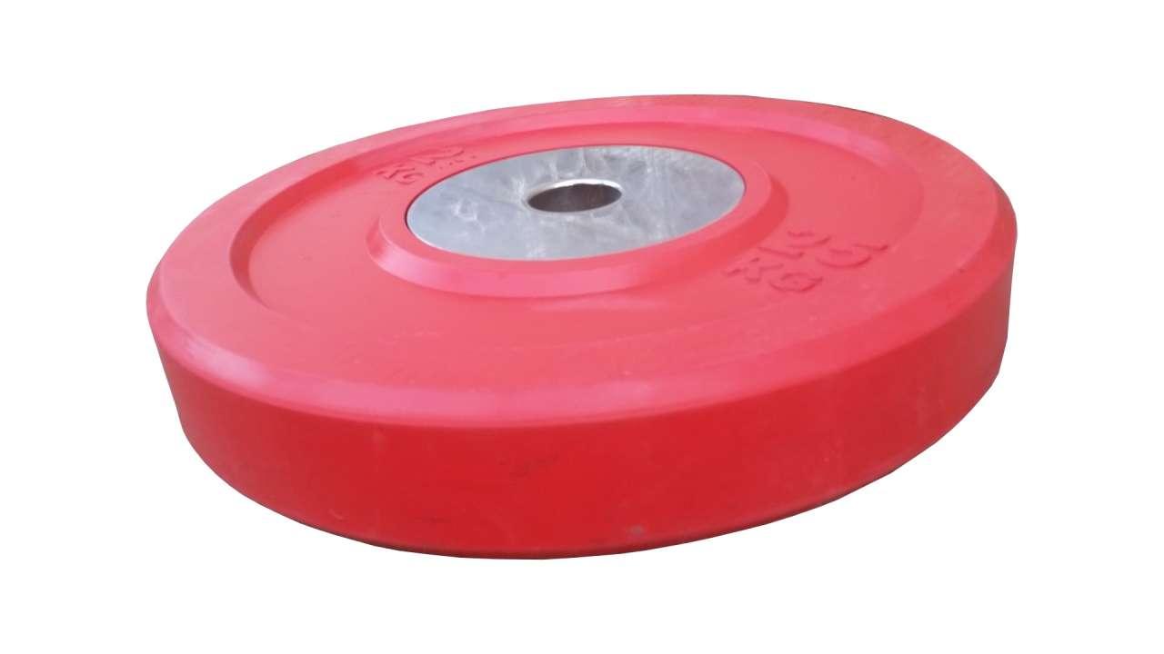 Bumper 25kg olimpijska ploča
