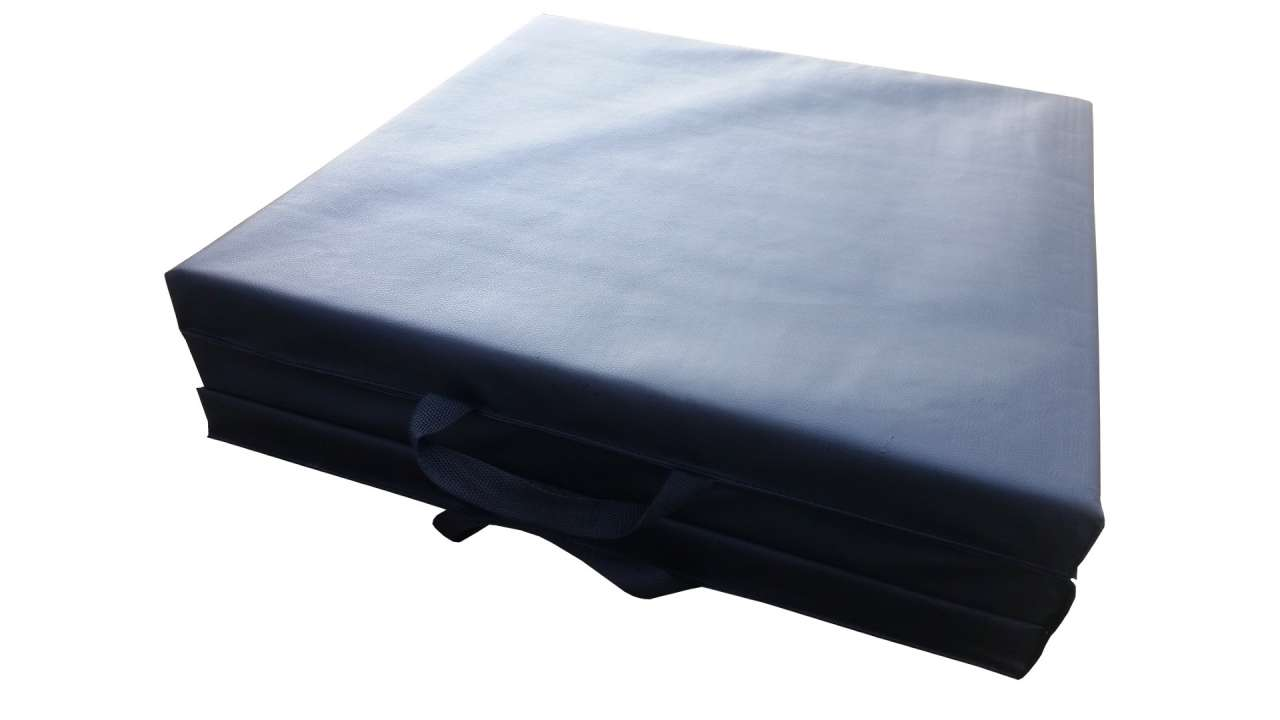 Strunjača prostirka preklopna 180 x 60 x 4 cm
