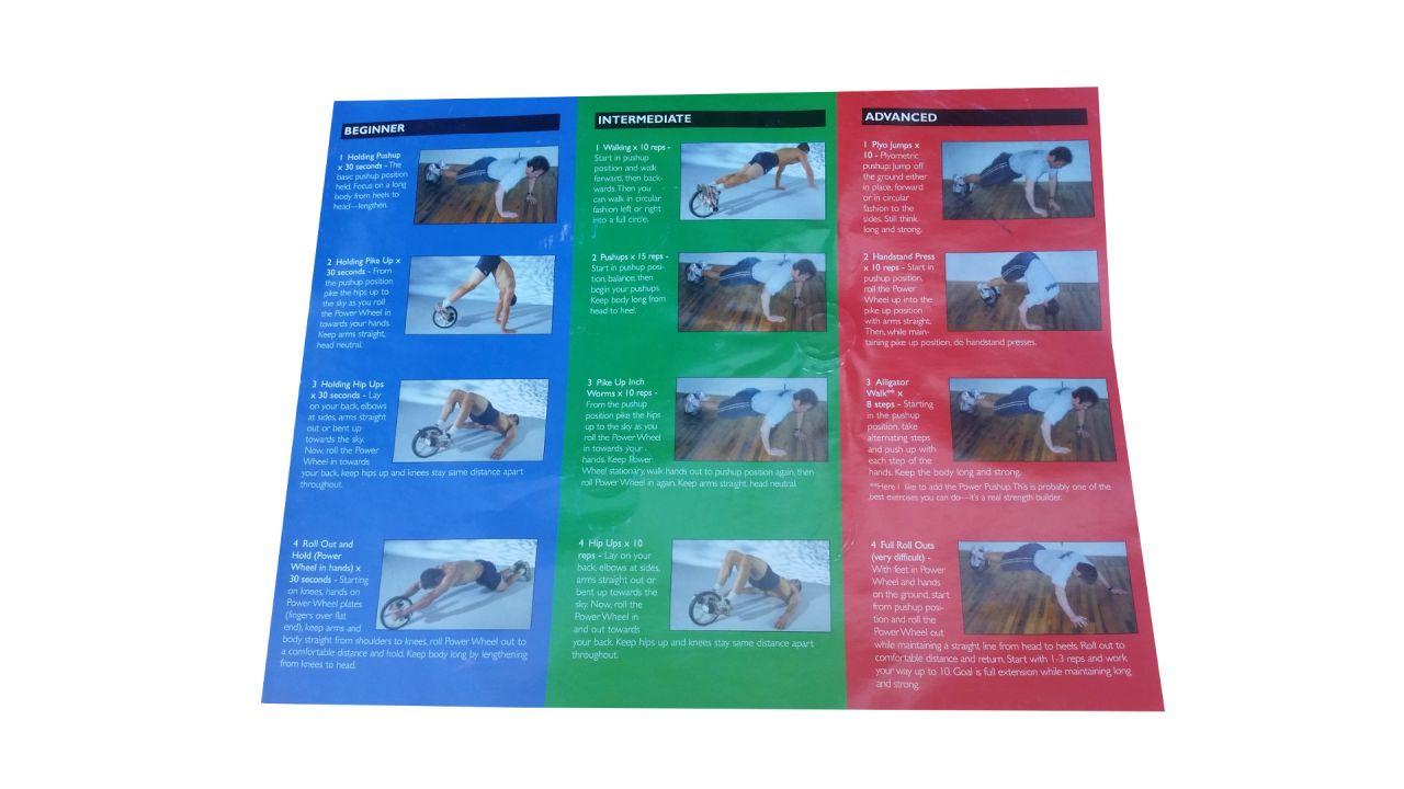 Ab roler za vježbanje trbušnjaka