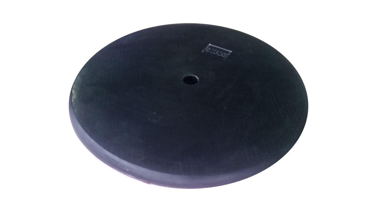 Teg 20kg gumirani 26,50mm