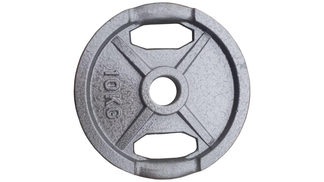 Teg 10kg sivi olimpijski 51mm