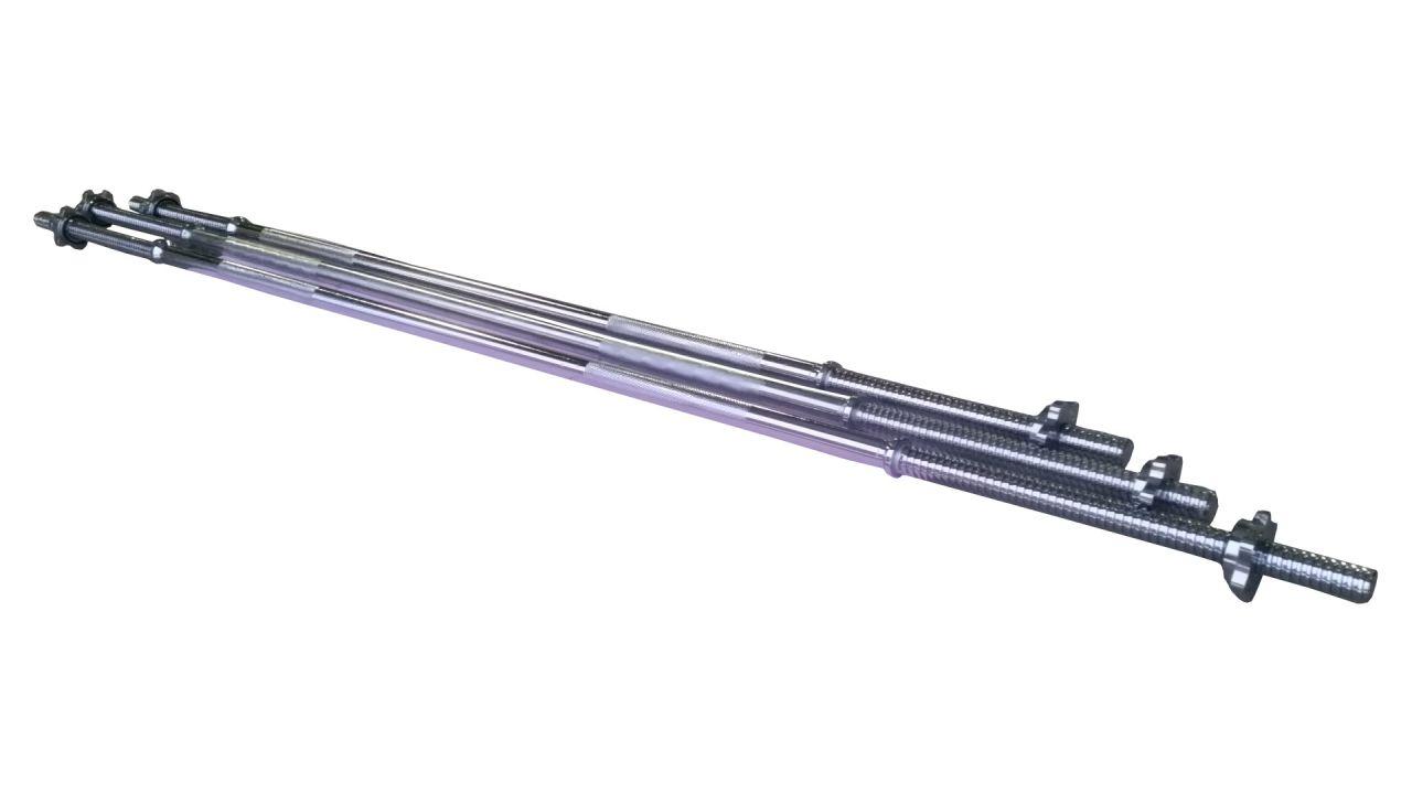 Set 3 ravne šipke 25mm