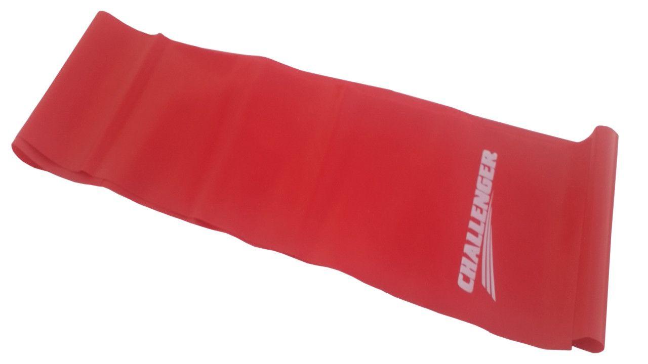 Otvorena pilates traka crvena