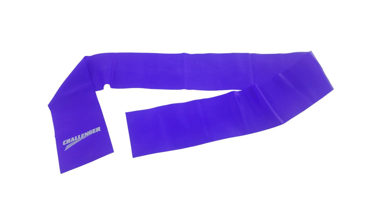 Otvorena pilates traka plava