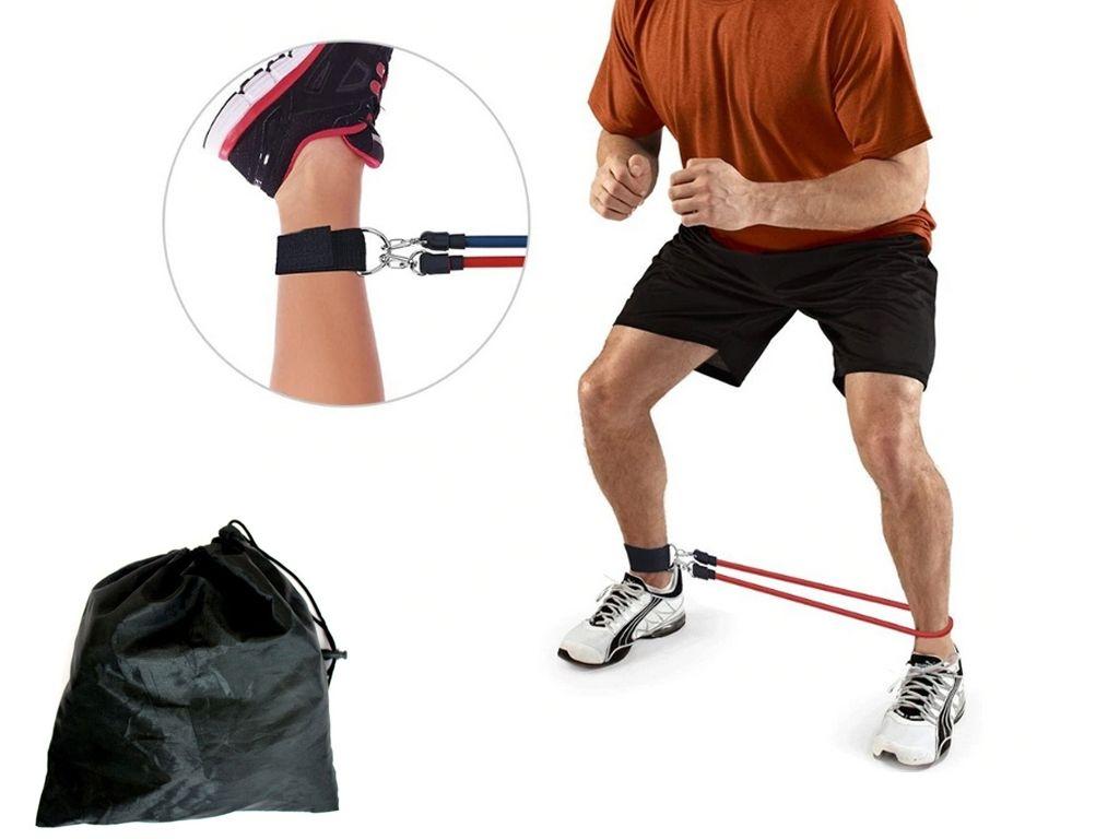 Rastezljive gume za trening