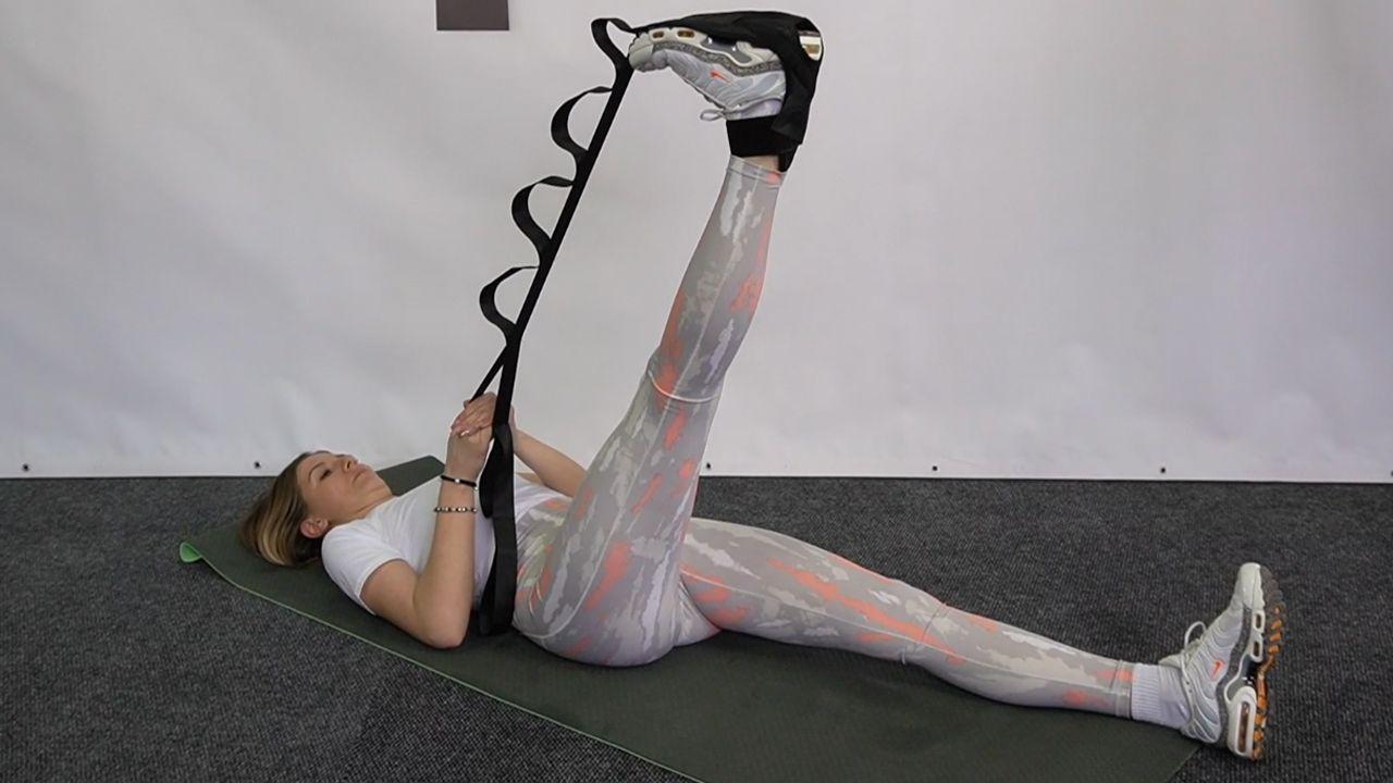 Yoga traka za istezanje