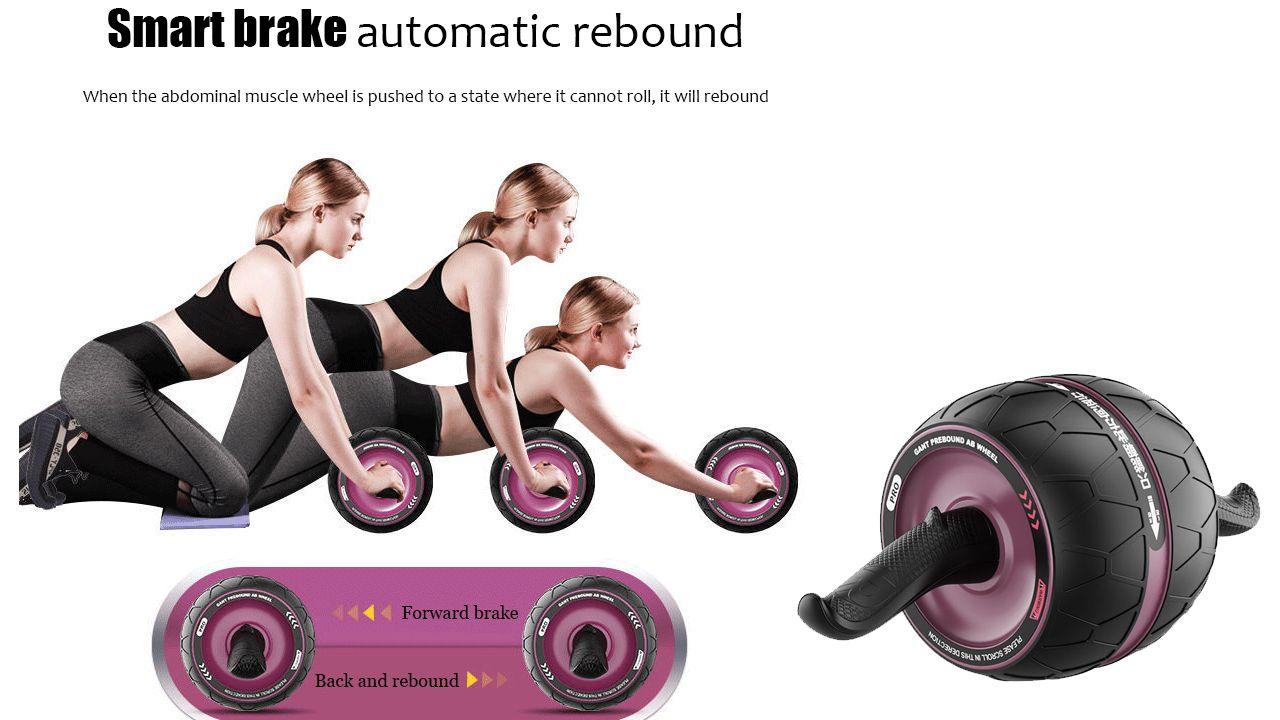 Ab roller - sprava za trbušnjake