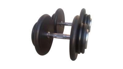 Okrugle bučice 25kg