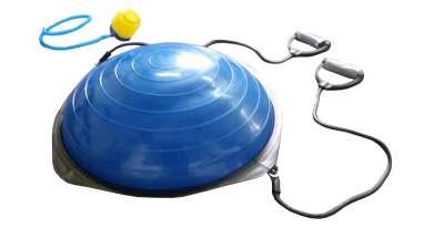 Bosu lopta sa rastezačima
