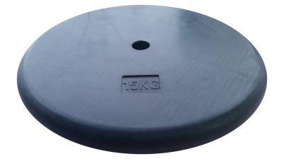 Teg 15kg gumirani 26,50mm