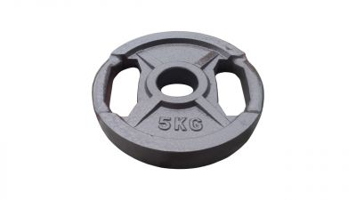 Teg 5kg sivi olimpijski 51mm